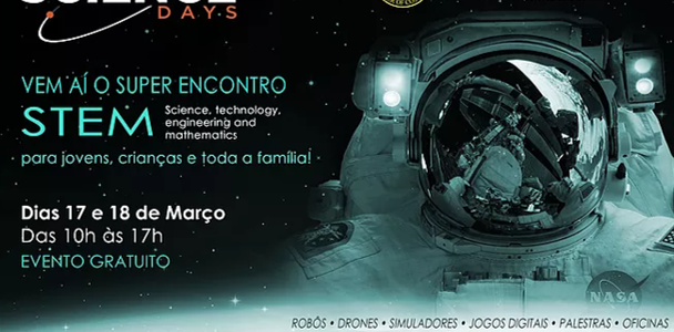 The AlienBoy project presented at Science Days 2017 – San Paolo, Brazil