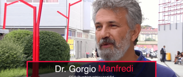 PharmaStar interviews Giorgio Manfredi on the use of Clinical Virtual Assistants